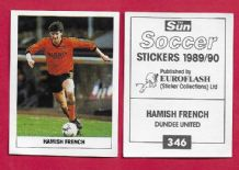 Dundee United Hamish French 346